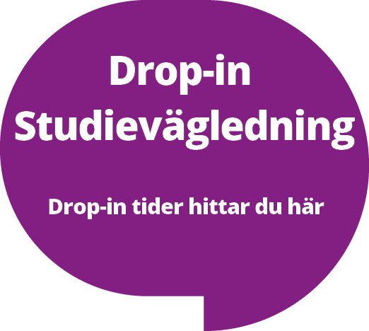Studievägledning Drop-in