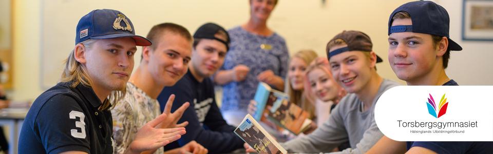 Välkommen till Torsbergsgymnasiet!